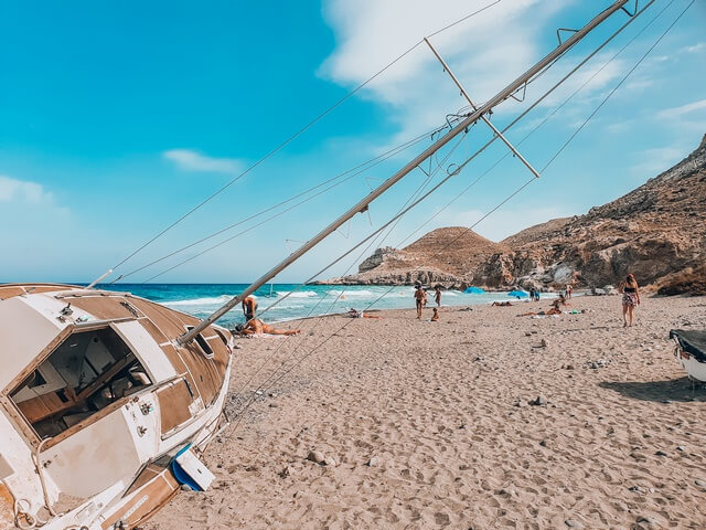 Playa Urbana Las Negras