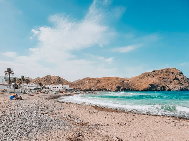 Playas Cabo de Gata Nijar