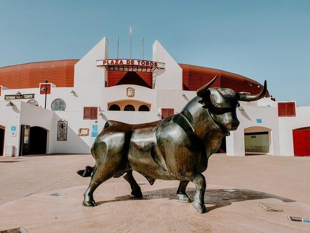 Plaza de toros de Roquetas de Mar