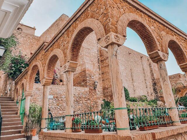 Plaza del Parterre Mojacar