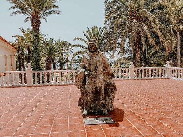 Estatua de Lawrence de Arabia
