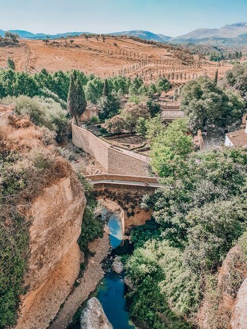 Puente Árabe Ronda