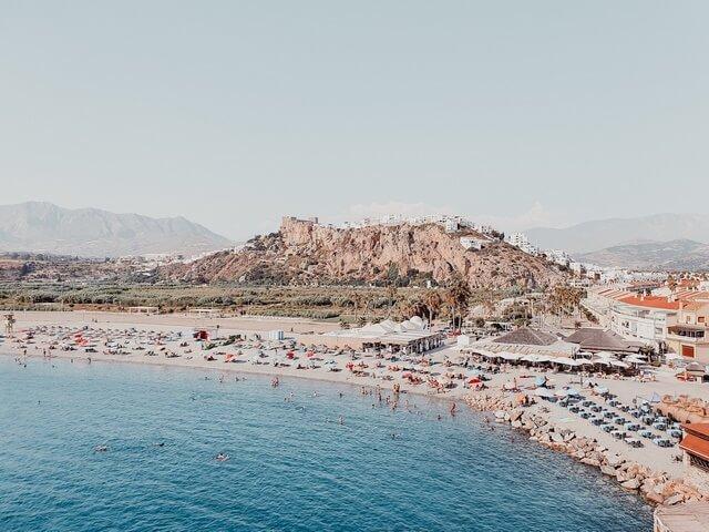 Salobreña y sus playas