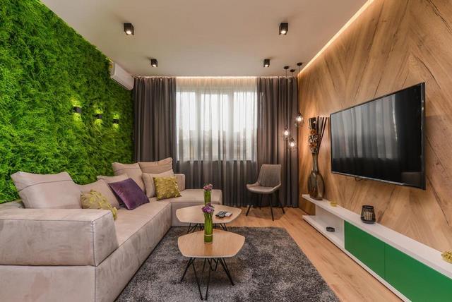 Sofia Dream Apartments - LUX & STYLE, 2-BDR 2-BTHR