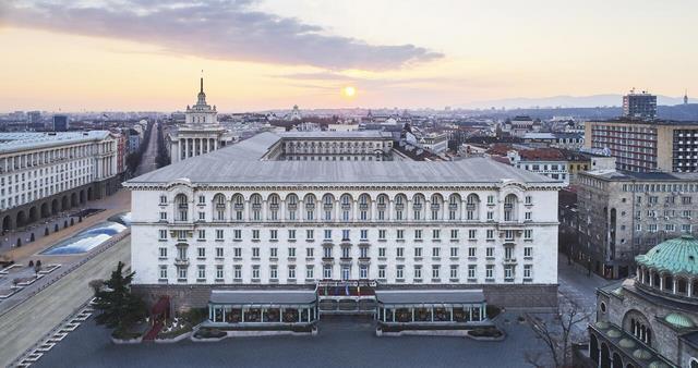 Hotel encanto Sofia Hotel Balkan, A Luxury Collection Hotel