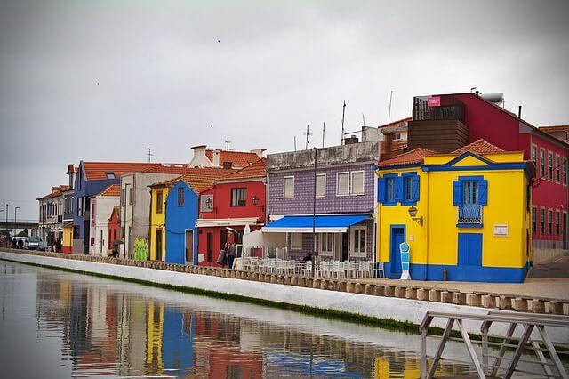 barrio de Beira Mar