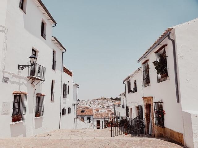 Antequera pueblo bonito
