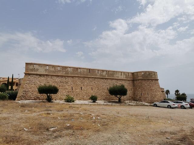 Castillo de las Esbobeta