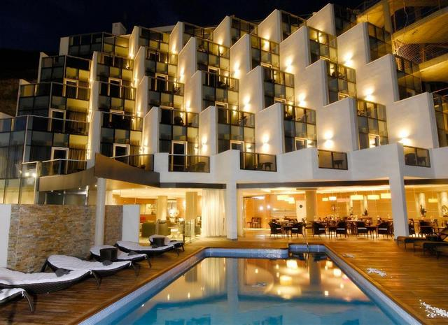 Hotel CH Cabo de Gata playa de los muertos