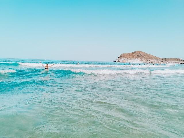 Mejores calas y playas del cabo de gata Almería