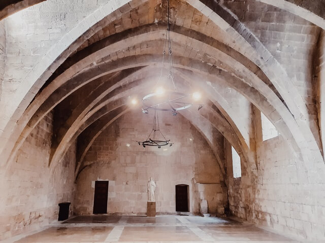Monestir de Poblet Tarragona