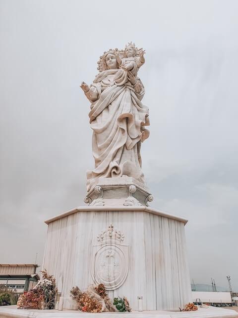 Monumento de la Virgen del Carmen