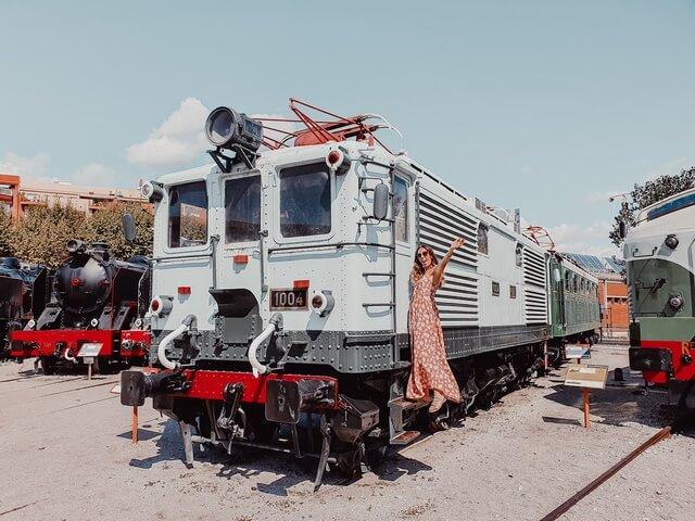 Museo del Ferrocarril de Cataluña