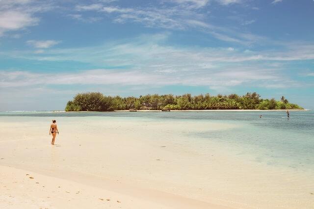 Rarotonga, luna de miel en Islas Cook