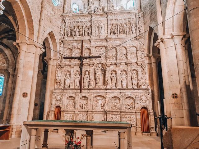 Retablo Iglesia Monestir de Poblet
