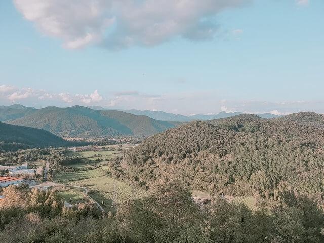 Vistas Volcán Montsacopa