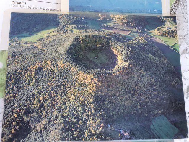 Volcanes de la Garrotxa