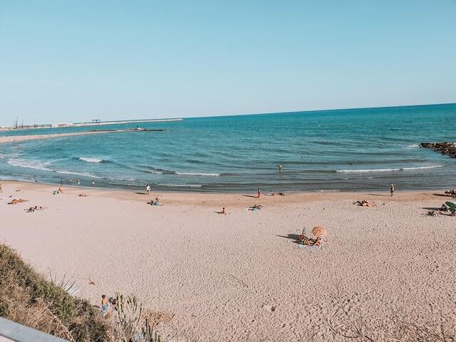 Playas de Vilanova i la Geltru