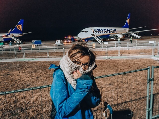 Aeropuertos Varsovia