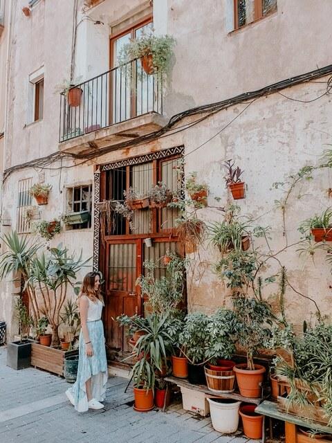 Calles bonitas El Born Barcelona