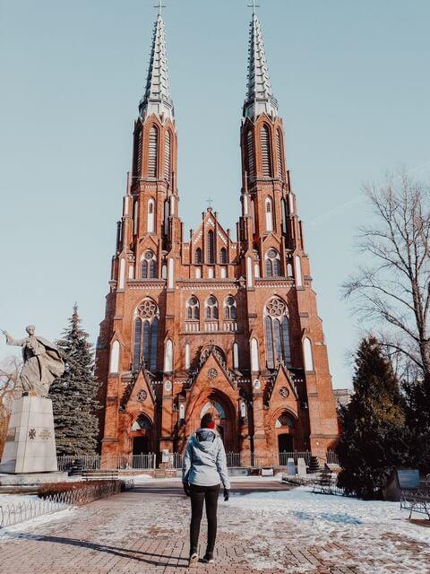 Catedral de San Miguel Arcángel.