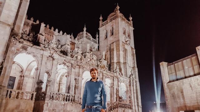 Catedral de Oporto Qué ver en Oporto en 2 días