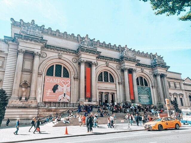 Museo de Historia Natural NYC
