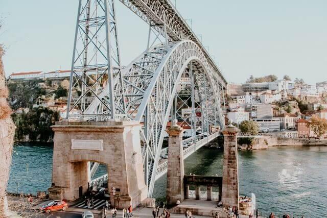 Free Tour Oporto Puente Don Luis I