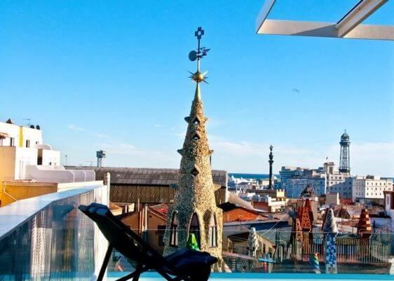 Gaudi Hotel Ramblas de Barcelona (1)