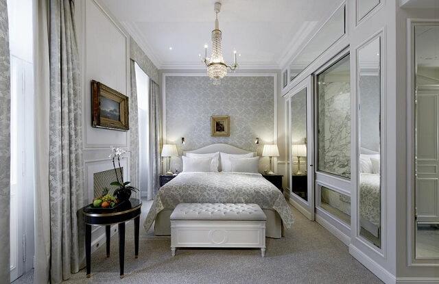 Hotel Sacher Wien. Hoteles con encanto en Viena