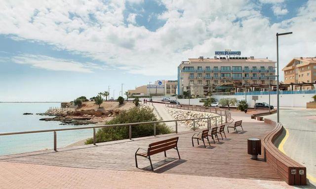 Hoteles en L'Ampolla Hotel Flamingo