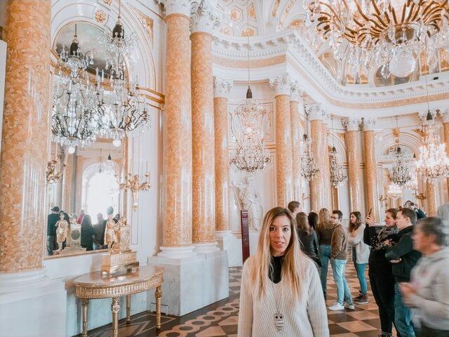 Interior Castillo Real Varsovia