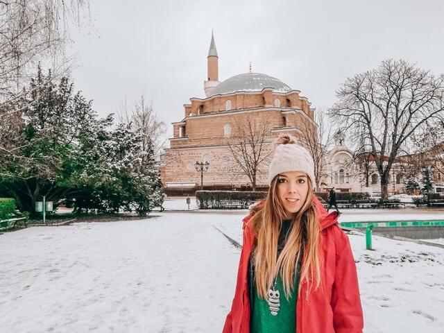 Mezquita de Banya Bashi