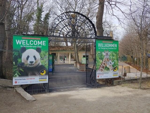 Zoológico Palacio Schonbrunn