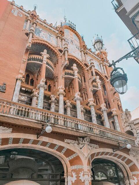 Palau de la Música Orfeó Català