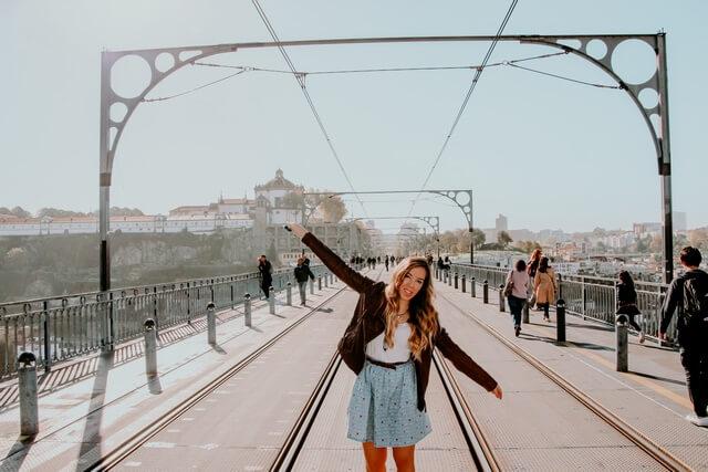 Piso superior Puente Don Luis I