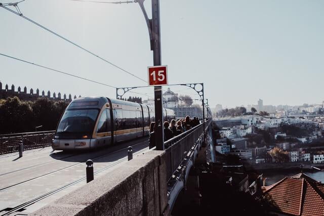 Puente Luis I Oporto la mejor forma de ir a Vilanova de Gaia