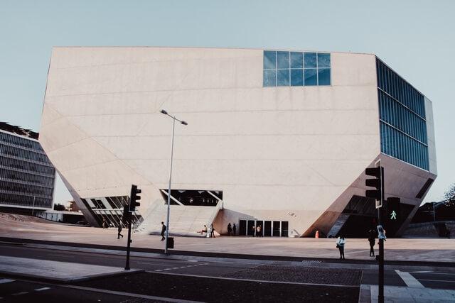 Qué ver en Oporto en 2 dias Casa de la Musica