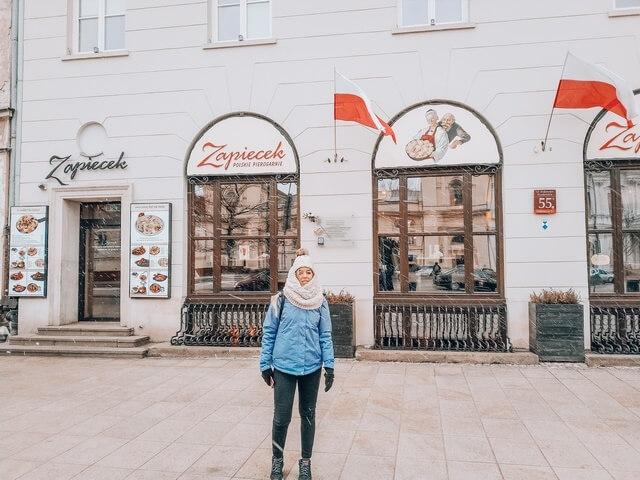 Casco Antiguo Varsovia