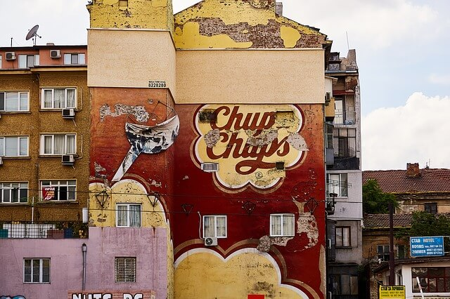 street art en Sofia