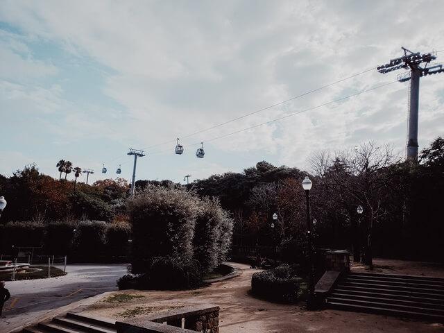 Teleferico de Montjuic