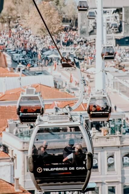 Teleférico de Oporto