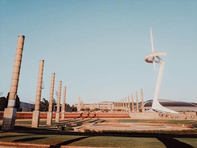 Torre Calatrava Montjuic