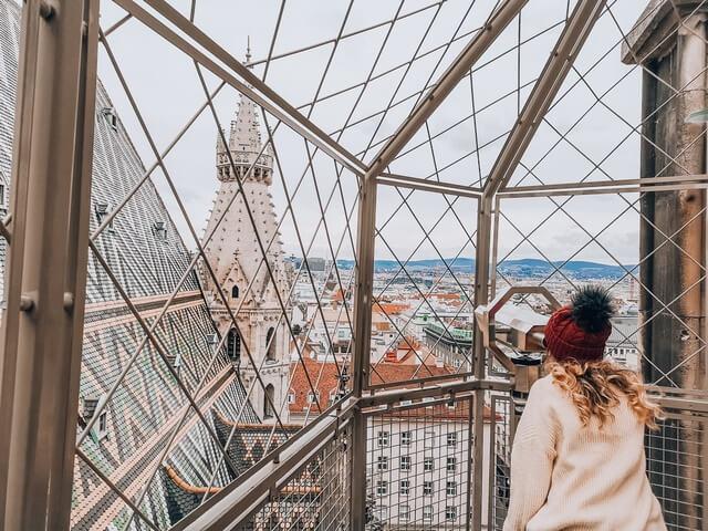 Torre Catedral de San Esteban Viena