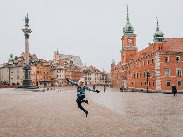Cómo ir de Varsovia a Cracovia