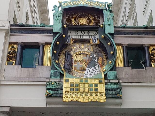 Reloj Anker Viena