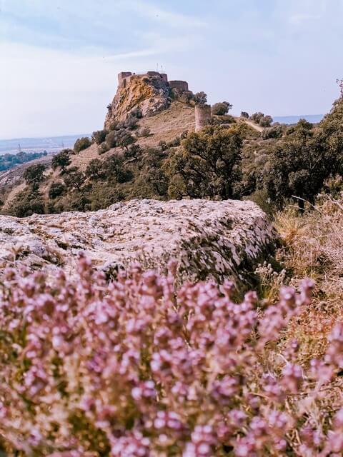 Castillo de Quermançó