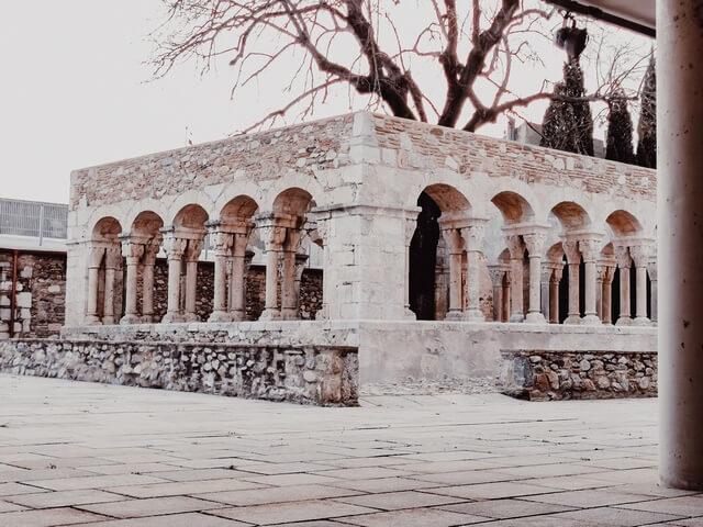 Claustre Sant Domenech Peralada