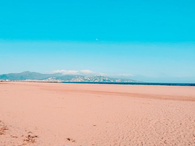 Playas Empuriabrava y Castelló Empuries