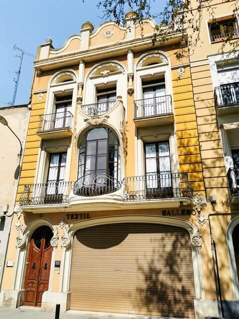 Edificio modernista Figueres